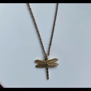 Jewelry - Delicate dragonfly necklace